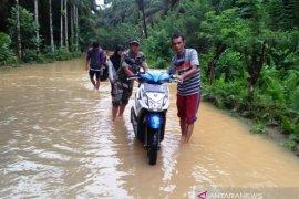 Ratusan rumah warga Nagan Raya terendam banjir