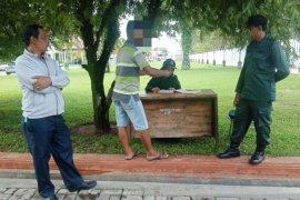 Tertangkap pakai celana pendek, pelanggar syariat Islam di Aceh Barat marah-marah