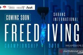 Peserta lomba Internasional freediving mulai latihan di  Sabang