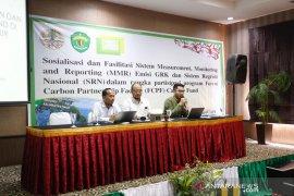 DLH Kaltim sosialisasikan pengukuran emisi GRK dan SRN