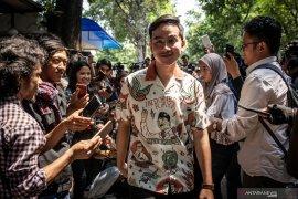 Putra sulung Jokowi Gibran temui Megawati, sampaikan keseriusannya maju Pilkada 2020