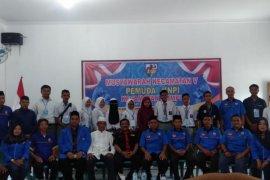 M Rifana terpilih memimpin KNPI Wampu Langkat