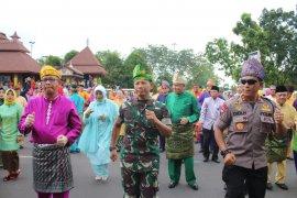 Pangdam XII Tanjungpura apresiasi keberagaman budaya di Pontianak