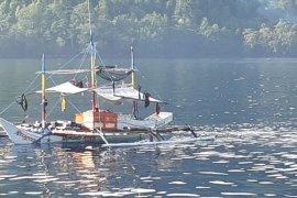 KKP tangkap tiga kapal asing berbendera Filipina