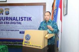 Rektor UMSU: Sinergitas  perguruan tinggi-Kepolisian berjalan baik