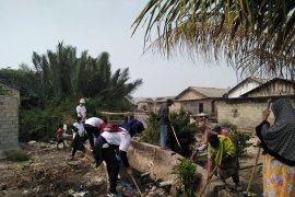 Pemerintah Kabupaten Bangka Barat giatkan gotong royong bersih lingkungan