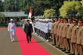 Gerindra sebut konsep pertahanan Prabowo sudah disampaikan ke Presiden