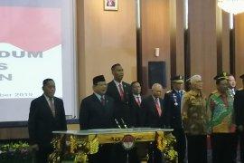 Prabowo akan lanjutkan program perkuat TNI