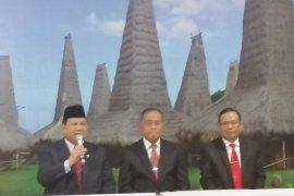 Prabowo sebut akan pelajari semua tentang pertahanan