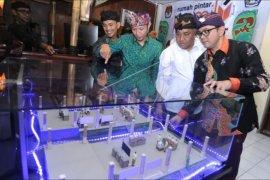 Rumah pintar KPU Badung