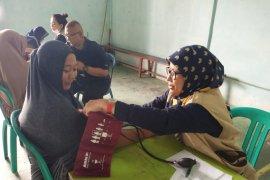 PMI buka pelayanan kesehatan di lokasi karhutla Riau