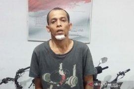 Polisi tembak residivis pembobol rumah di Medan