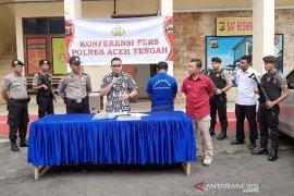 Polisi ringkus diduga pelaku cabul anak di Aceh Tengah