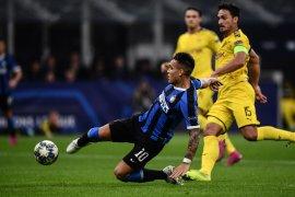Liga Champions - Setelah taklukkan Dortmund,  Inter perbesar peluang lolos fase grup