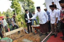 """Pemprov Banten bangun masjid senilai Rp5 miliar di lokasi  wisata  """"Negeri di Atas Awan"""""""