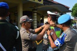 Januari-September, Polres Madiun Kota tangani 305 kasus laka lantas