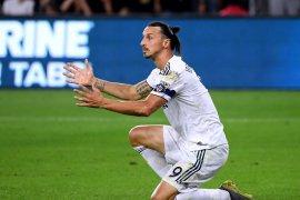Napoli sulit sembunyikan minatnya kepada Ibrahimovic