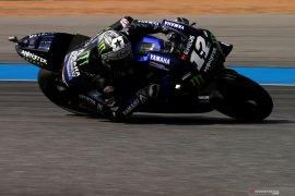 MotoGP,  Vinales kuasai trek basah Phillip Island di FP1