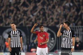 Liga Europa, MU menang berkat penalti, AZ lumat Astana 6-0