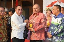 Serdang Bedagai raih penghargaan kabupaten  informatif se-Sumut