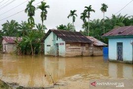 Banjir melanda tujuh kabupaten di Aceh, kerugian sementara lebih Rp1 miliar