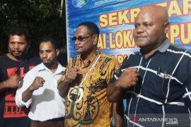 Tokoh Papua Chris D.J.Fonataba apresiasi kinerja TNI dan Polri