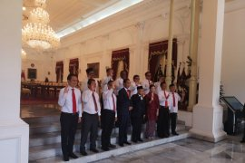 Presiden Jokowi tunjuk dua wakil menteri untuk BUMN