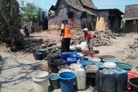 Juli-Oktober, BPBD Situbondo distribusikan 690.000 liter air bersih
