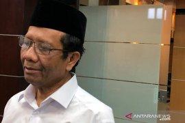 Mahfud MD ingatkan masjid pemerintah syiarkan kedamaian