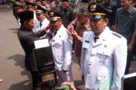 Walikota Serang Lantik 295 Pejabat Baru.