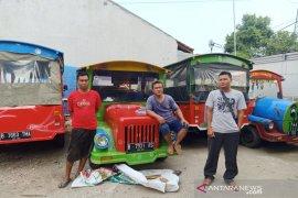 Odong-odong akan dilarang mengaspal di DKI Jakarta