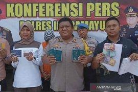 Polisi Indramayu tangkap pelaku perdagangan orang