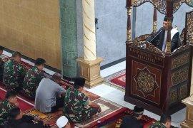 Panglima TNI ke Manokwari siapkan Kunker Presiden Jokowi