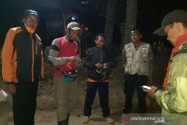 Hutan di dua gunung Kabupaten Garut masih terbakar