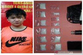 Napi Lapas Banjarbaru simpan 53,44 gram sabu-sabu