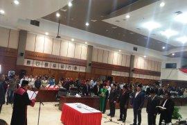 DPRD Provinsi Maluku tetapkan alat kelengkapan dewan