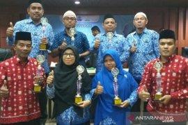Aceh Barat rebut tujuh piala di ajang MTQ Korpri Provinsi Aceh