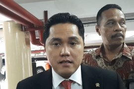 Tiga Program BUMN prioritas Erick Thohir