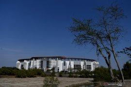 Sambut Piala Dunia U-20, akses jalan menuju Stadion GBT Surabaya dibangun