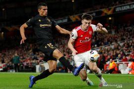 Ditahan imbang Palace di Emirates, Arsenal buang keunggulan dua gol
