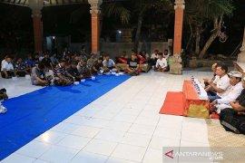 Bupati sosialisasikan transportasi umum Nusa Lembongan-Nusa Ceningan