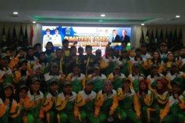 Sumut usung dua misi di ajang Porwil Sumatera di Bengkulu