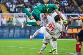 Liga Italia, Juve hanya bawa pulang satu poin dari markas Lecce