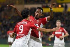 Liga Prancis - Ben Yedder antar Monaco pecundangi Nantes