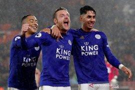 Leicester hancurkan tuan rumah Southampton 9-0