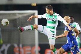 Liga Italia - Sassuolo curi tiga poin dari Verona