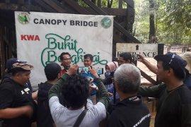 Mentawir, Lokasi Kedua Kunjungan Jurnalistik Proklim