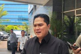 Menteri BUMN akan bertemu Ketua OJK dan BI bahas pimpinan baru bank BUMN