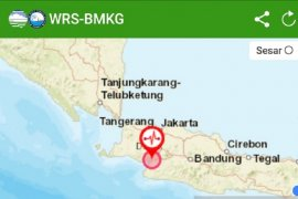 Gempa di Sukabumi, BPBD pastikan tidak ada kerusakan