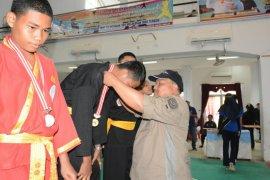 MTs dan SMA Muhammadiyah Sibolga sabet juara umum pencak silat antar pelajar
